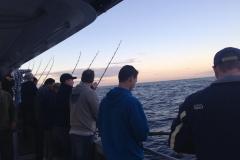 Credit One deep sea fishing event