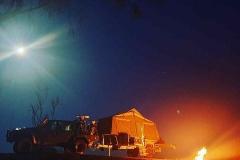 Hunt-camping