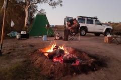 Shane-camping