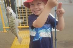 Daniel-fishing