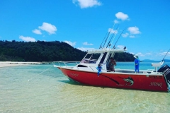 Day trip with the family to beautiful Brampston Island off the Mackay, Whitsunday coast