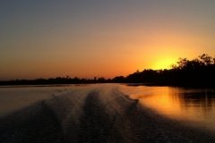 Lake Monduran sunrise