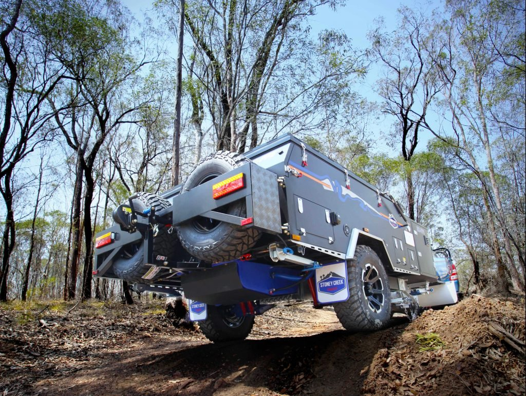 SC-FF6 Off-Road Camper Trailer Gen2