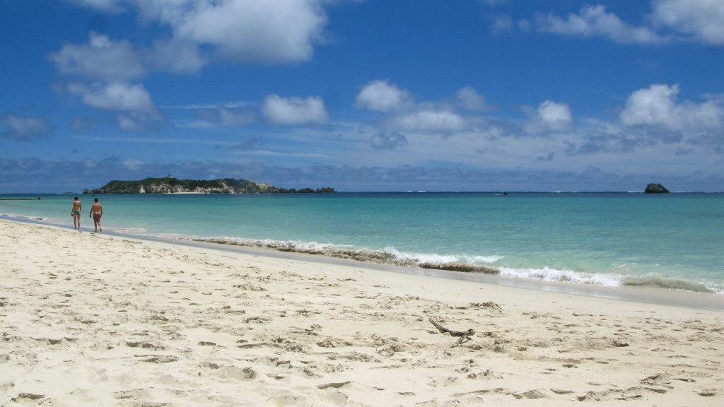 View of the Indian Ocean from Hamelin Bay, Western Australia