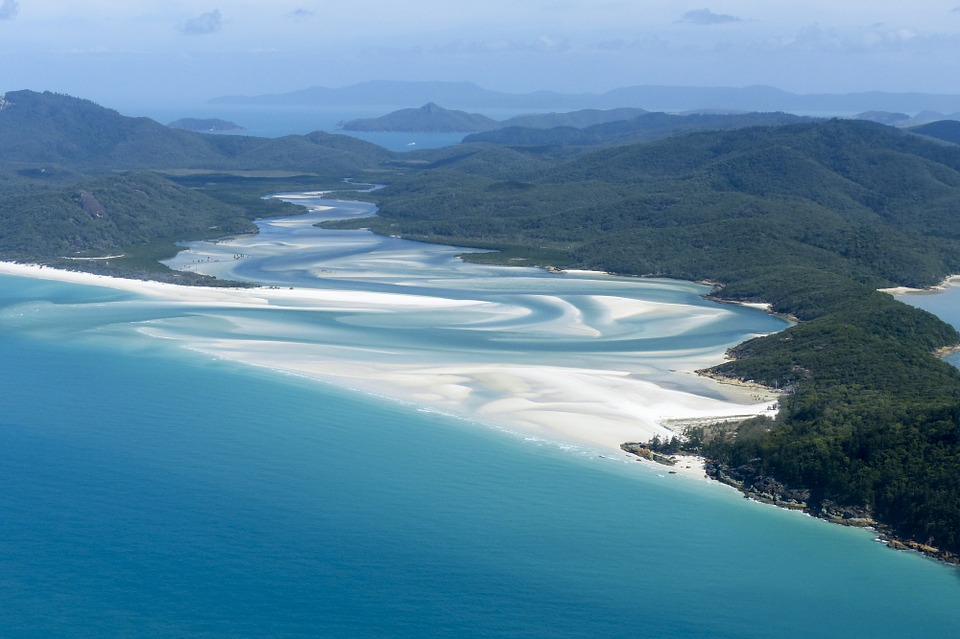whitsundays caravan destination in queensland