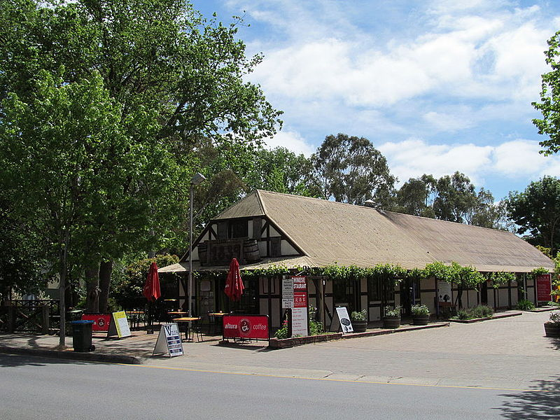 cafe in hahndorf south australia