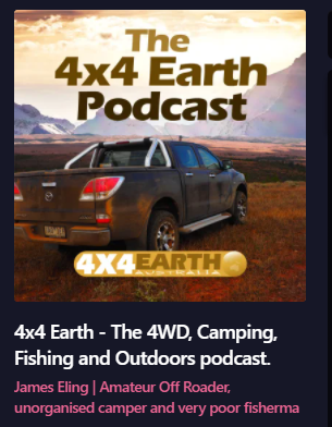 4x4 earth podcast